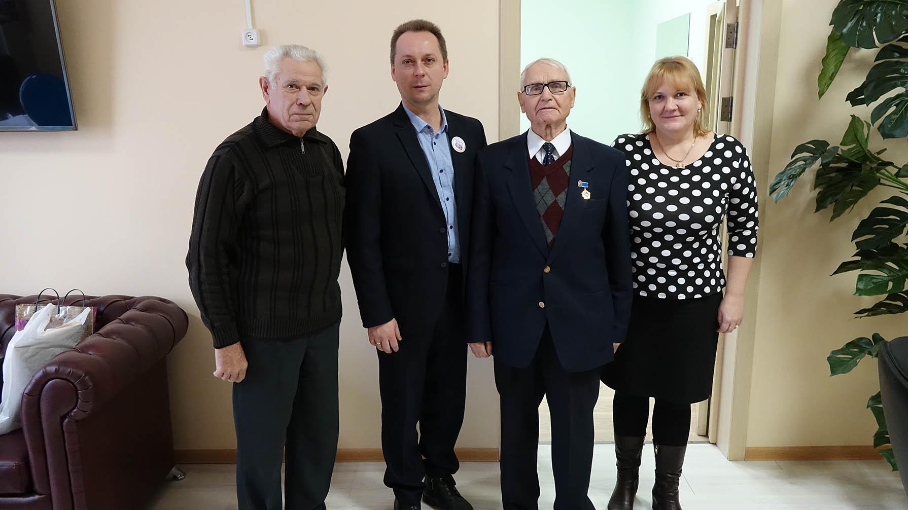 Встреча с ветеранами педагогического труда сценарий